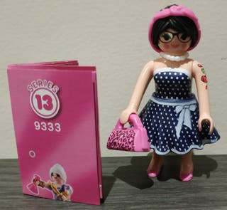 chica pin up playmobil