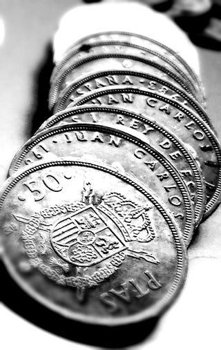 Monedas 50 Pesetas 1.983