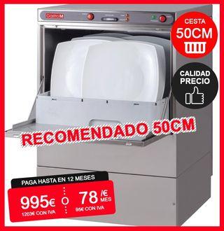 Lavavajillas Industrial NUEVO 50x50