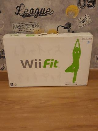 Tabla de la Wii balance