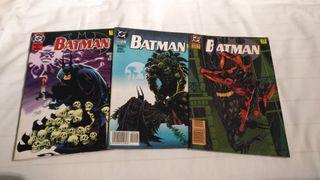 Comics Batman - Fundido en negro