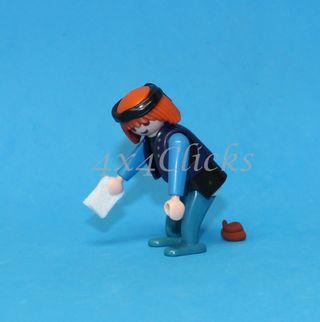 Caganer Playmobil B.197 ideal para Belén