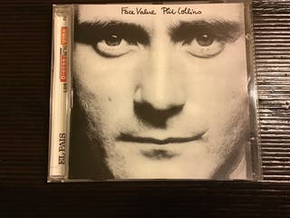 PHIL COLLINS CD FACE VALUE