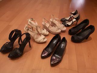 Zapatos a 5€, num 36
