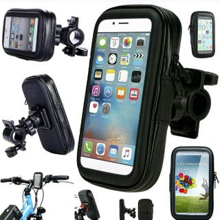 Funda soporte GPS y telefono para moto y bici
