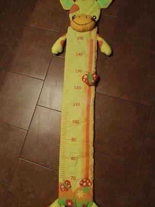 medidor de altura niños
