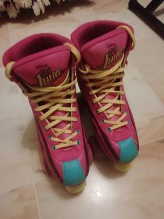 patines soy luna.