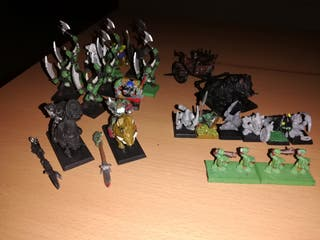 warhammer fantasy orkos