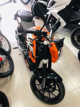 Moto KTM Ocasion DUKE 125