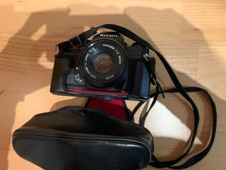 Camara de fotos reflex