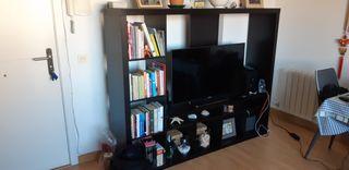 Mueble TV + Mueble supletorio