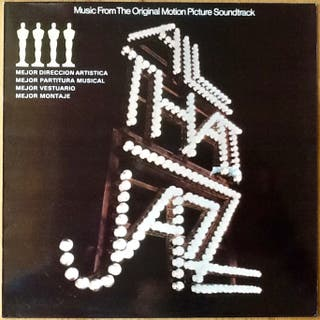 """V/A """"BSO ALL THAT JAZZ"""" LP"""