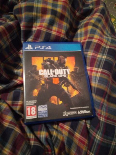 Juego Call of Duty