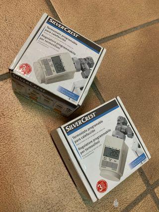 Termostatos digitales calefaccion