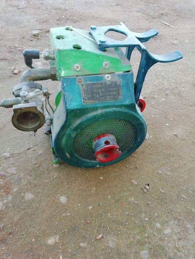 motor antiguo ecma