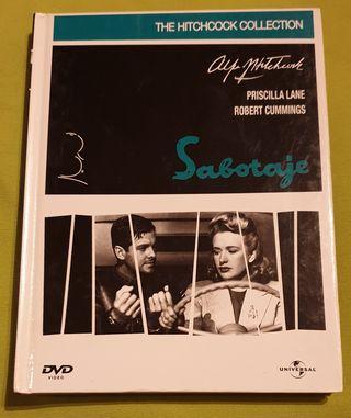 Digibook SABOTAJE DVD