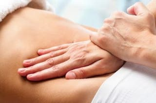 Home massage for females