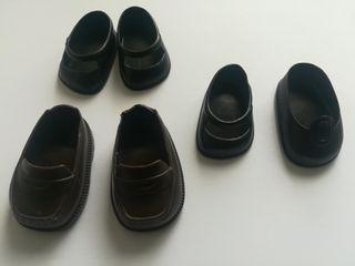 Zapatos muñecas Famosa
