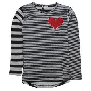 NUEVA. Camiseta Byblos corazón.