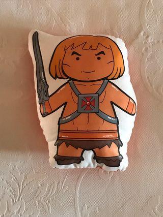 Almohadilla decorativa He-Man