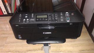 Impresora canon, escáner, Bluetooth, fax...