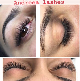 Eyelashes extensions !!!