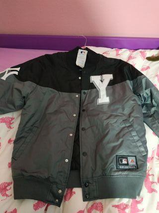 chaqueta de béisbol yankees