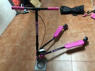 Patinete 3 ruedas fliker-a3 del corte ingles