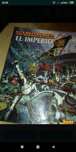 Codex Warhammer imperio
