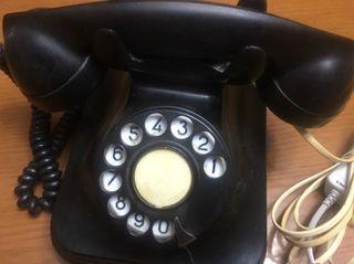 ANTIGUO TELÉFONO DE BAQUELITA