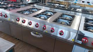 cocinas,freidoras,hornos pizzas ofertones