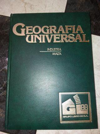 libro geografia universal.