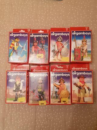 Lote de airgamboys