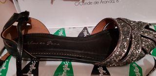 Zapatos Alma en Pena