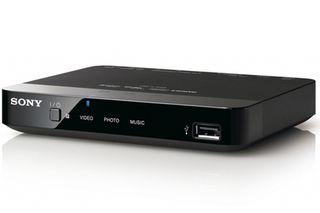 Sony SMP-U10 reproductor de multimedia