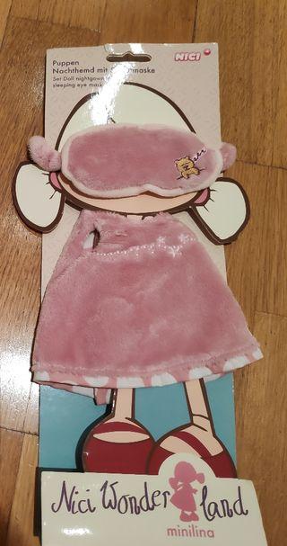 Ropa NUEVA!! muñeca 30 cm Minilina