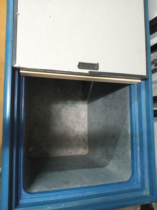 congelador dos puertas