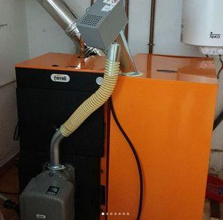 Instalador Caldera Biomasa, Gasoil y Pellets