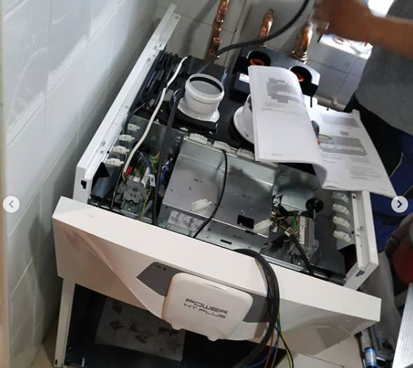 Instalador Calderas Gas