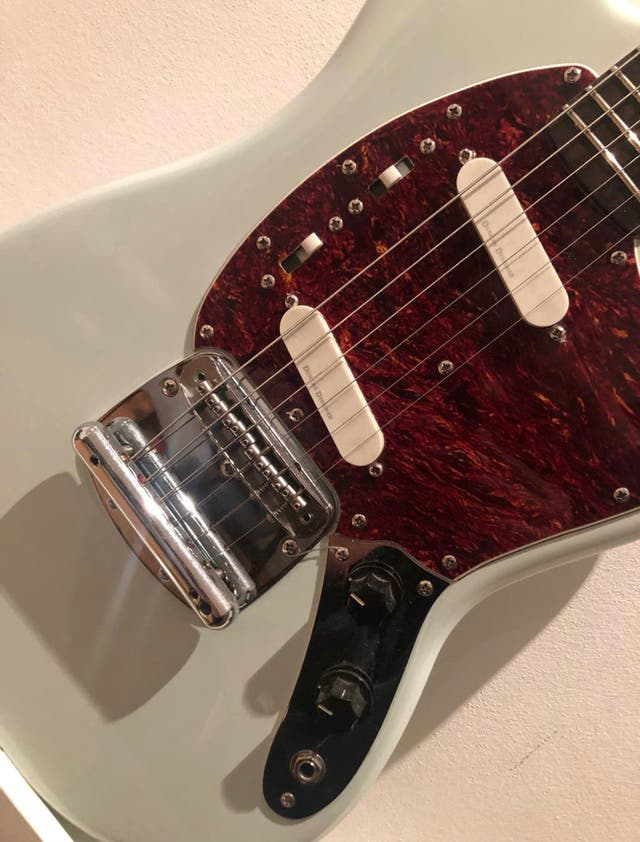 Fender SQ Vintage Modified Mustang