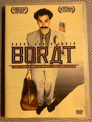 """""""BORAT"""" dvd por 5€!"""