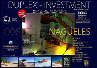Casa adosada en venta en Nagüeles Alto en Marbella