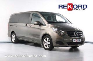 Mercedes Clase V d Largo 7G-TRONIC 7 PLAZAS-163cv-AUTOMÁTICA