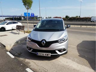 RENAULT Scénic Grand Scénic 1.8dCi Limited Blue 88kW