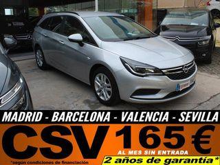 Opel Astra 1.6 CDTI Sports Tourer Selective 81 kW (110 CV)