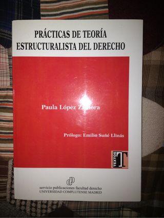 Practicas de Teoria Estructuralista del Derecho