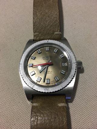Reloj Ruvert vintage