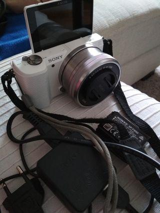 Cámara Sony A5000