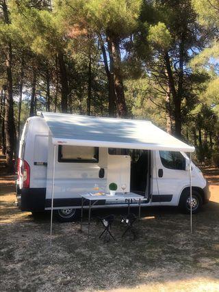 Camper Fiat Ducato