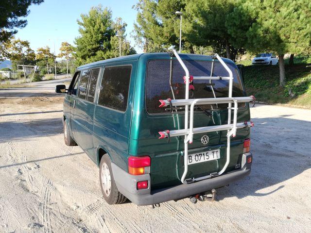 volkswagen multivan t4 camper 2.5 tdi - itv 2021 de